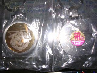05年阪神優勝メダル