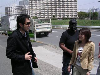 秋田記者にT-1軍入りの勧誘