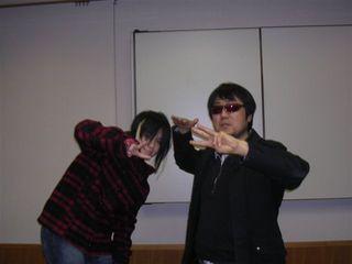 12・1・21 フタミ塾 二見×ミクロ選手