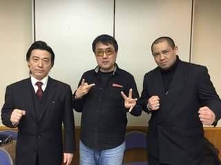 二見×平井代表×桜木選手