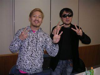 松本晃市郎氏と23ポーズ!