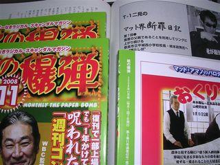 紙の爆弾 08年11月号
