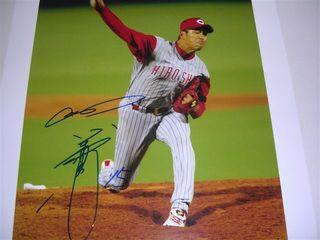 黒田サイン写真